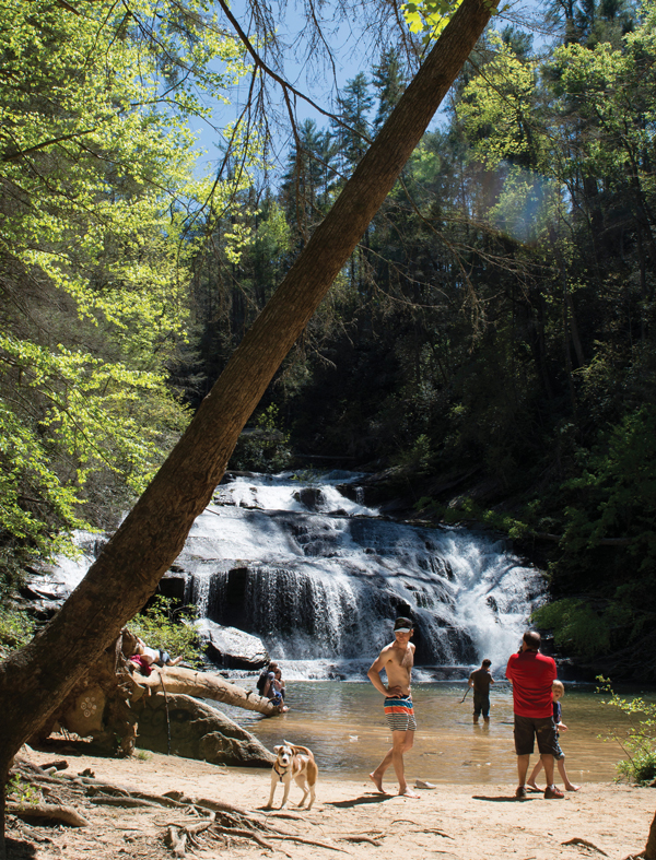 4 Georgia swimming holes where you can cool off this summer