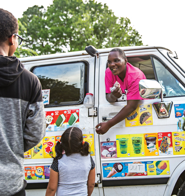 Atlanta Ice Cream Truck