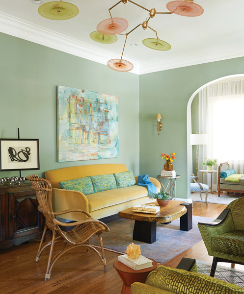 designer steve mckenzie artfully blends vintage modern and one of