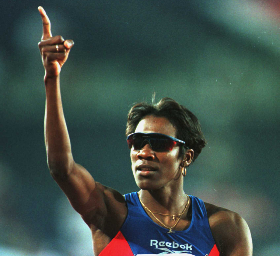 1996 Olympics Kim Batten