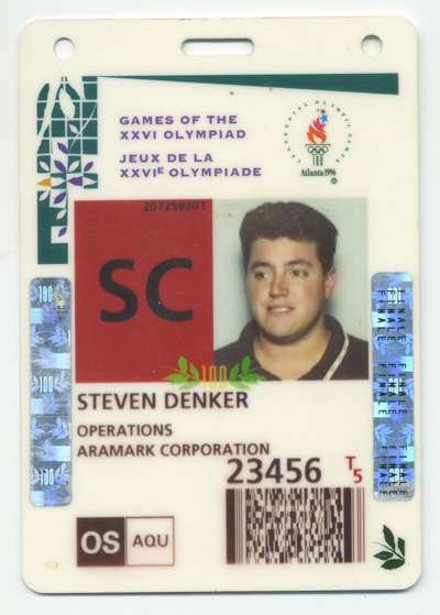 1996 Olympics