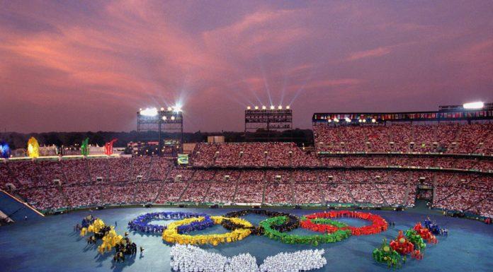 1996 Atlanta Olympics Opening Ceremony