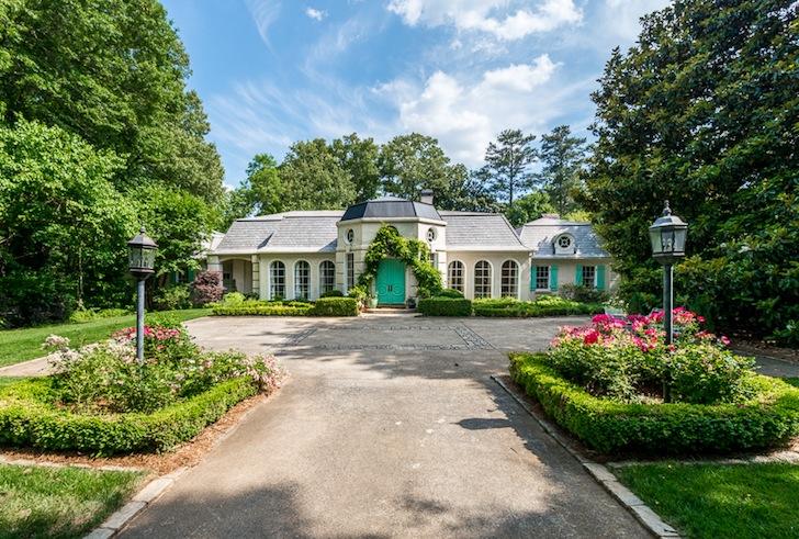 House Envy: Atlanta power couple selling European-style Buckhead home