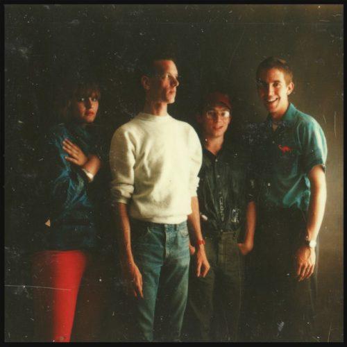 The members of Pylon