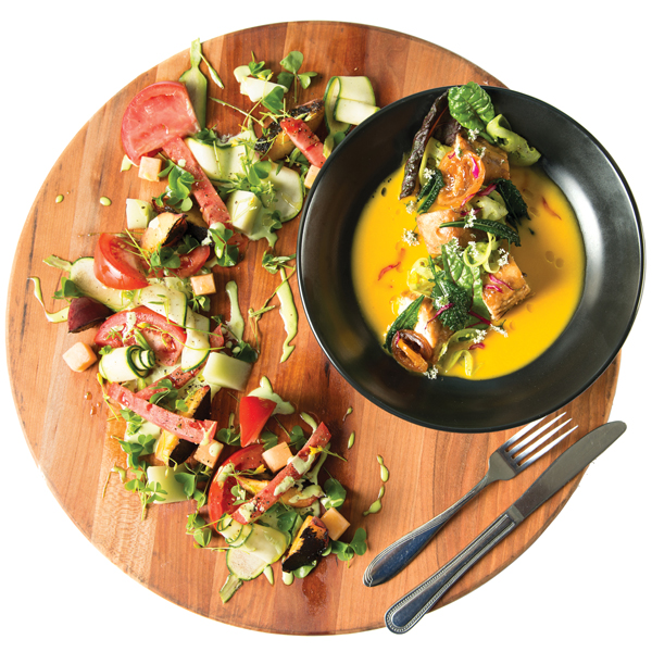 Brian Jones salad plate