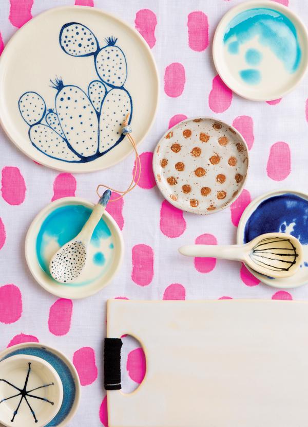 A Sensible Habit ceramics