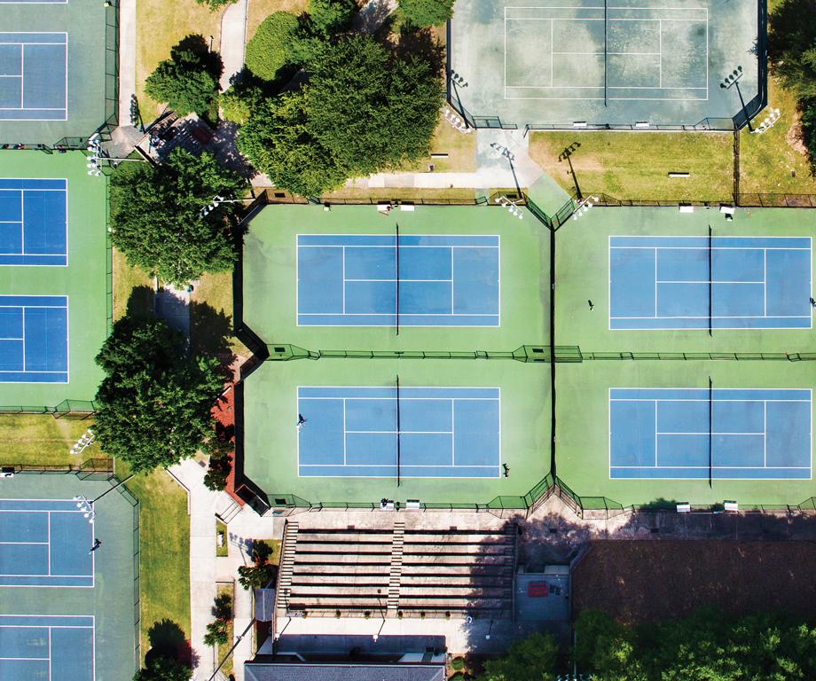 Sandy Springs Tennis Center