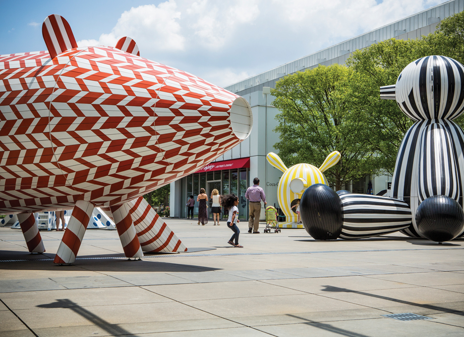 Tiovivo High Museum of Art Atlanta