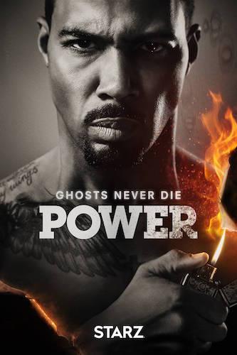 Power's Season 3 poster