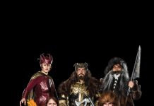 Dragon Con cosplay 2015