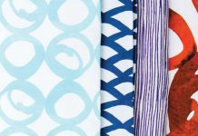 Steve McKenzie fabric