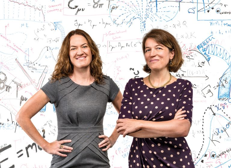 These Georgia Tech physicists helped prove Einstein right