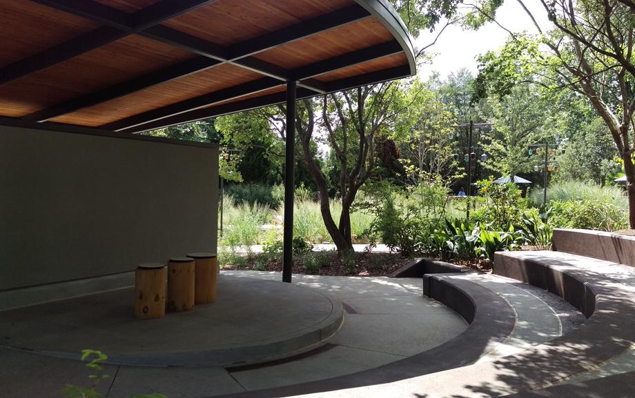 Atlanta Botanical Garden Children's Garden renovation
