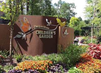 Atlanta Botanical Garden Children's Garden renovation