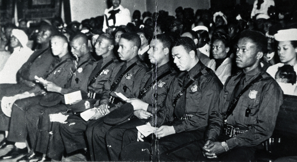 Atlanta Police Department first African American officers