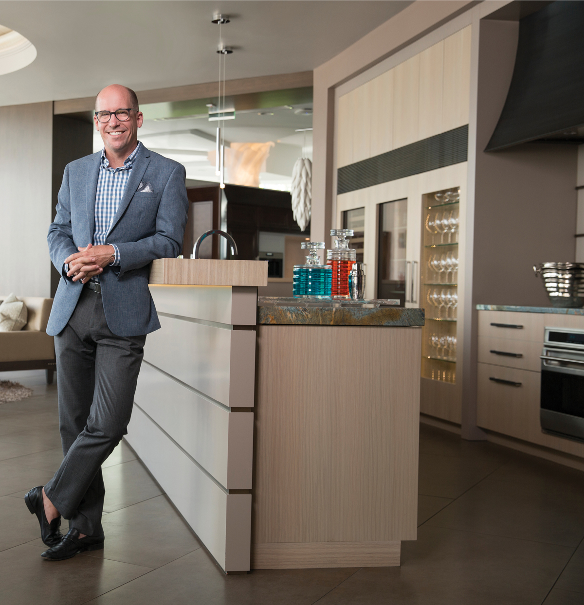 Matthew Quinn Is Atlanta S King Of Kitchens Atlanta Magazine