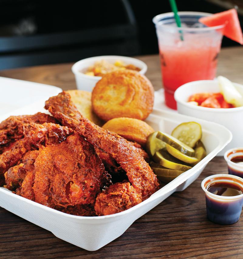 Richards' Southern Fried