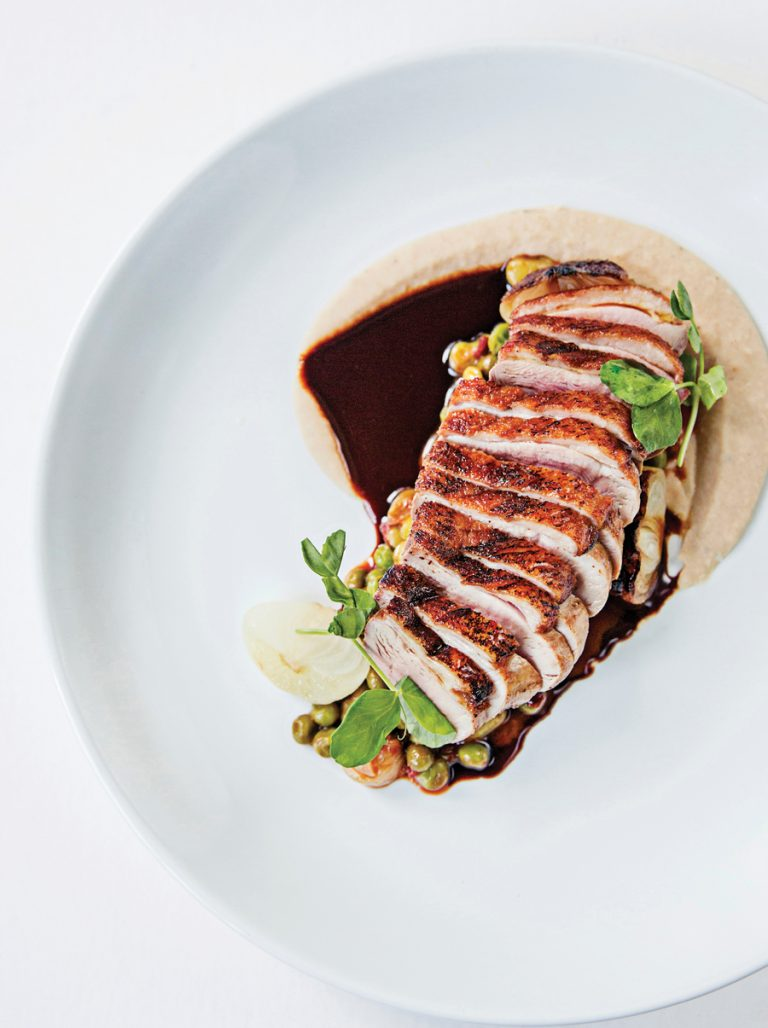 Cooking duck breast is tricky. Noble Fin's Jeb Aldrich shares how to get it perfect every time.