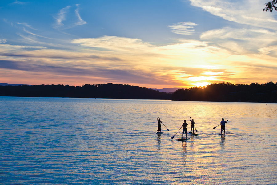 Lake Blue Ridge