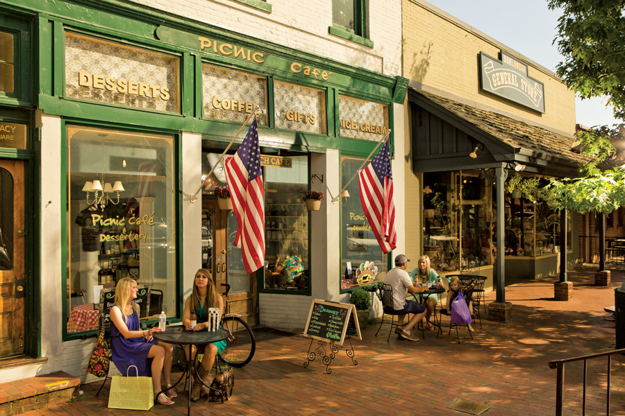 Ten Favorite Mountain Towns In The South Atlanta Magazine