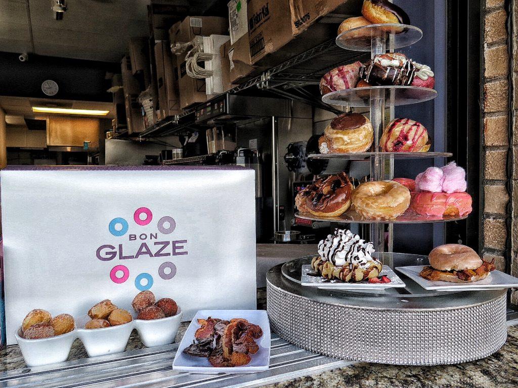 Bon Glaze doughnut window opens in Buckhead.