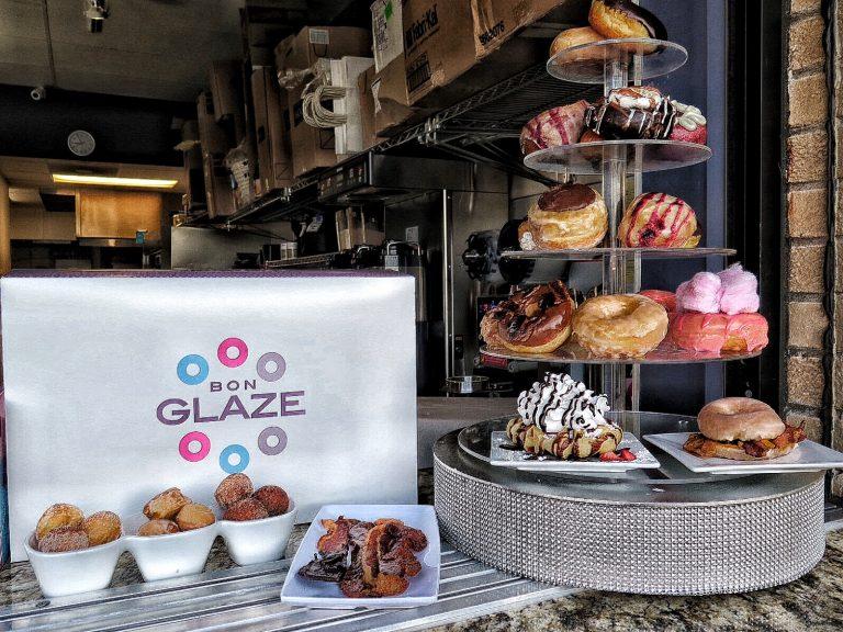 Bon Glaze opens a doughnut window in Buckhead