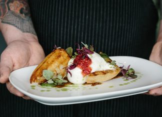 ONE Midtown Kitchen Burrata