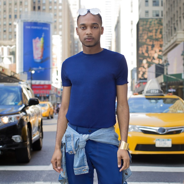 Jeffrey Taylor in New York