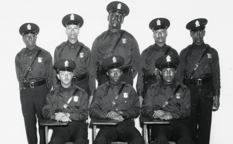 Black in Blue: Atlanta's first African American police officers were vanguards of the civil rights movement