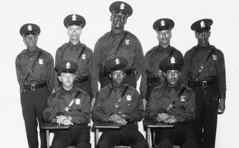 Black In Blue Atlantas First African American Police Officers Were Vanguards Of The Civil Rights Movement