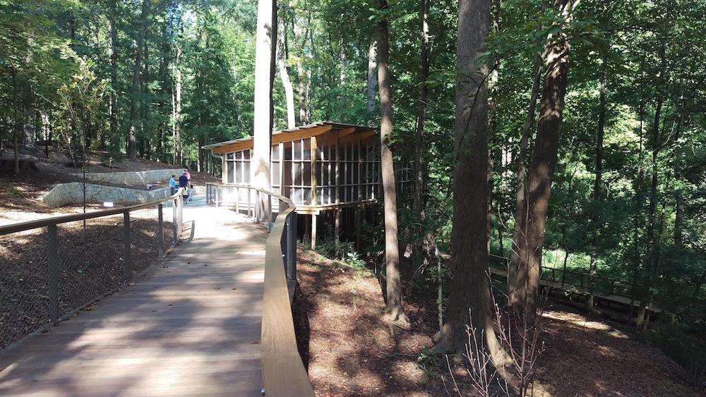 Kendeda Pavilion