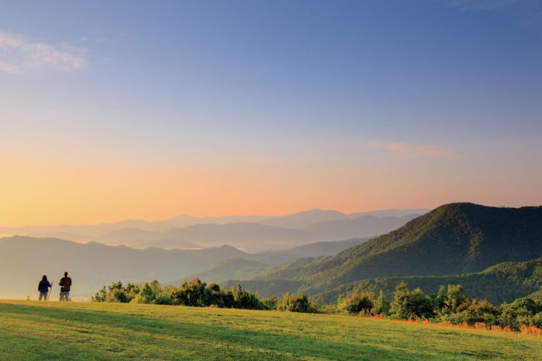 Ten Favorite Mountain Towns in the South