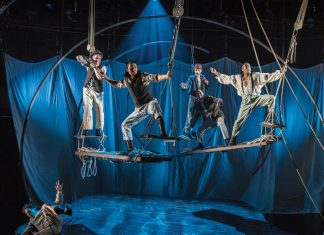 Alliance Theatre Moby Dick