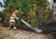 Merriwether County Firefighters
