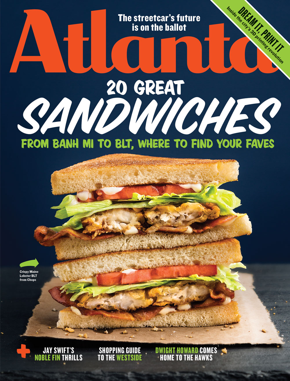 Atlanta's 20 great sandwiches