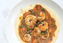South City Kitchen shrimp and grits