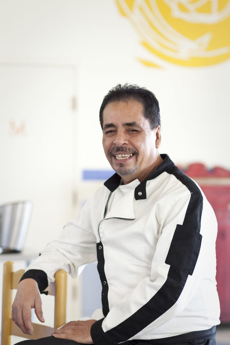 Taqueria del Sol's Eddie Hernandez traded his drumsticks for chef knives—and never looked back