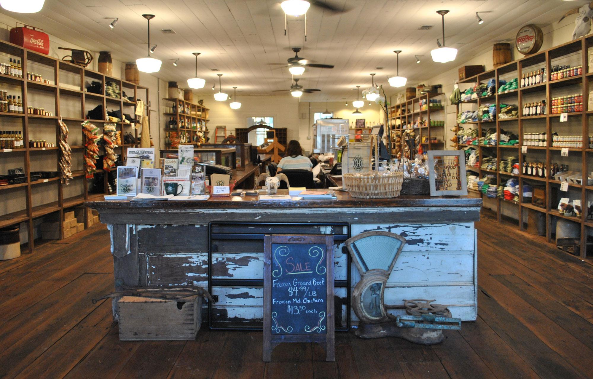 White Oak General Store