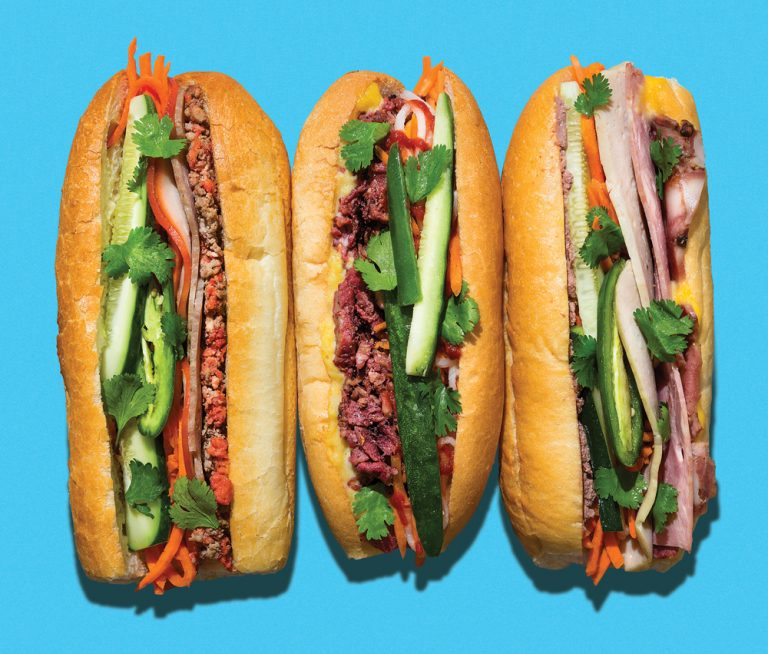 We can't pick just one favorite banh mi in Atlanta—so here are three