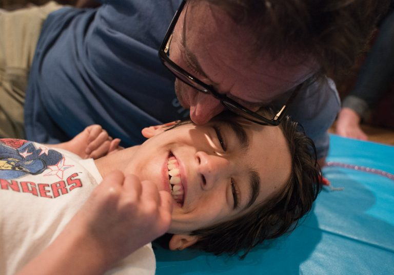 My son has spastic quadriplegia cerebral palsy. But there's so much more you should know about him.