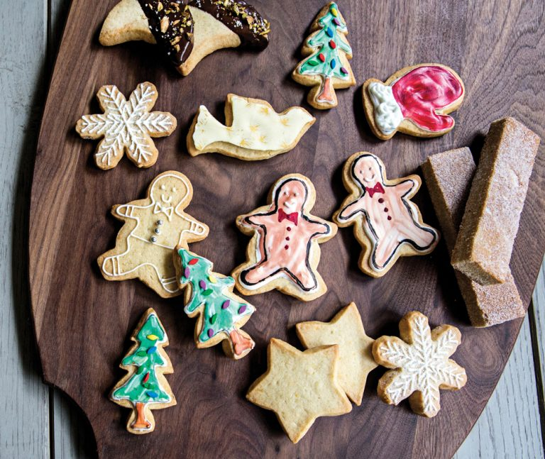 How to make Star Provisions shortbread cookies