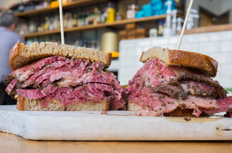 Eat This: The General Muir's Pastrami Sandwich