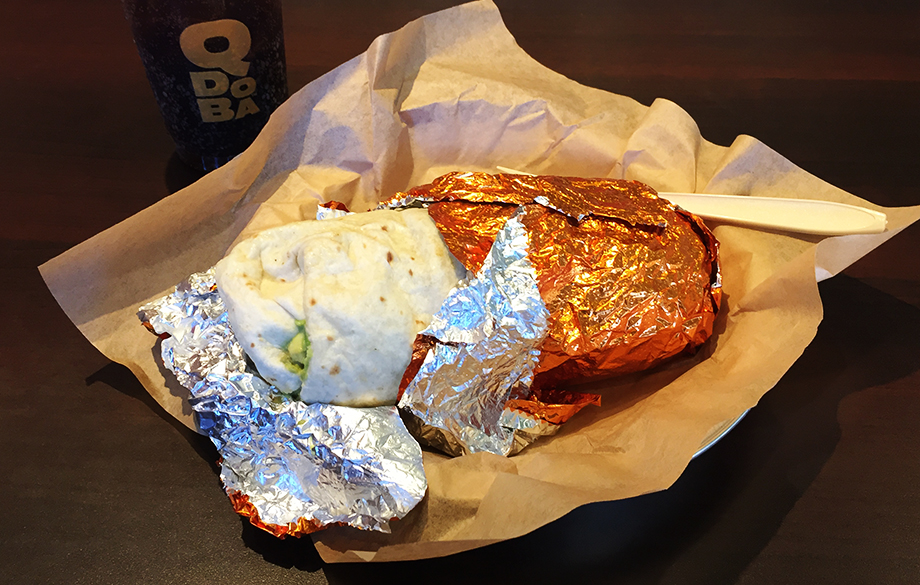 Qdoba Mexican Eats