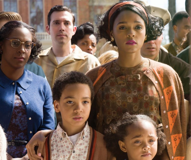 """Janelle Monáe on her Hidden Figures role: """"Mary and I both use the word 'justice' a lot."""""""