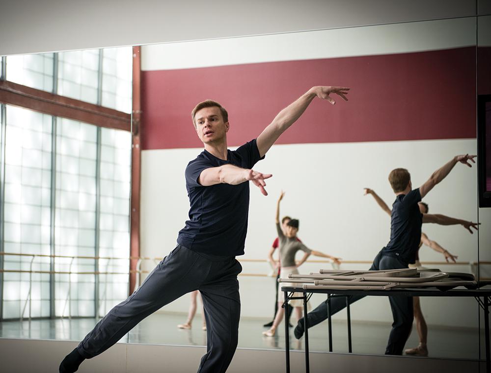 Atlanta Ballet Gennadi Nedvigin