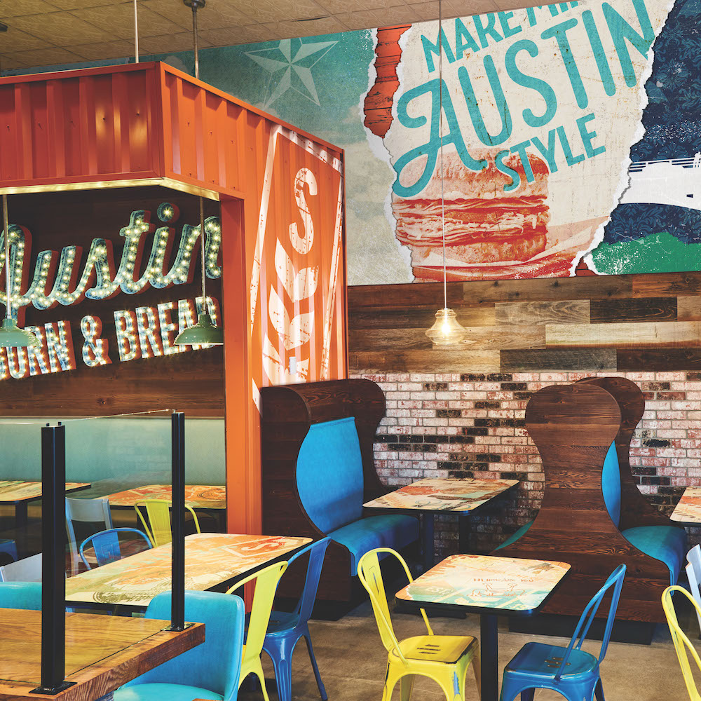 """Schlotzsky's Tests Its First """"Austin Eatery"""" In Duluth"""