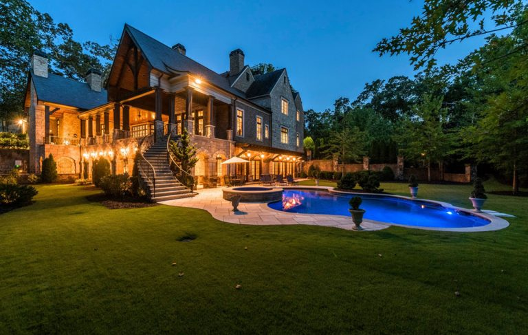 House Envy: Sterling Hall is like a smart home version of a European Castle