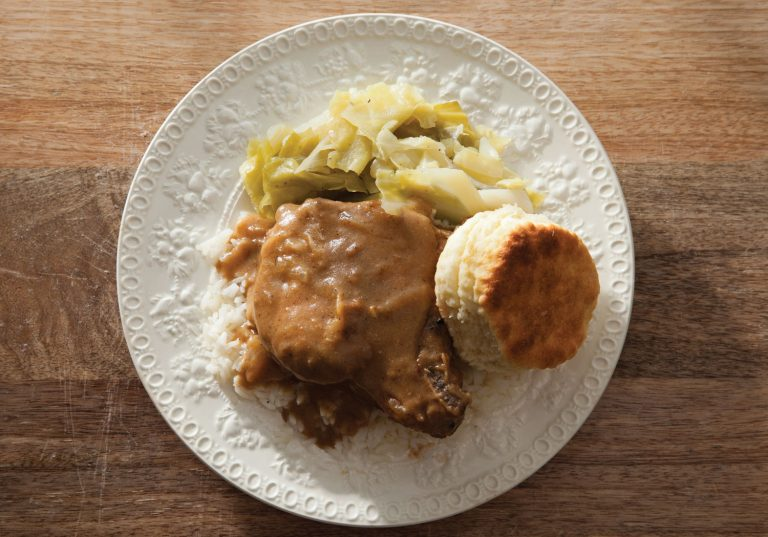 Erika Council's favorite comfort food recipes: Smothered pork chops and Granny's stewed cabbage