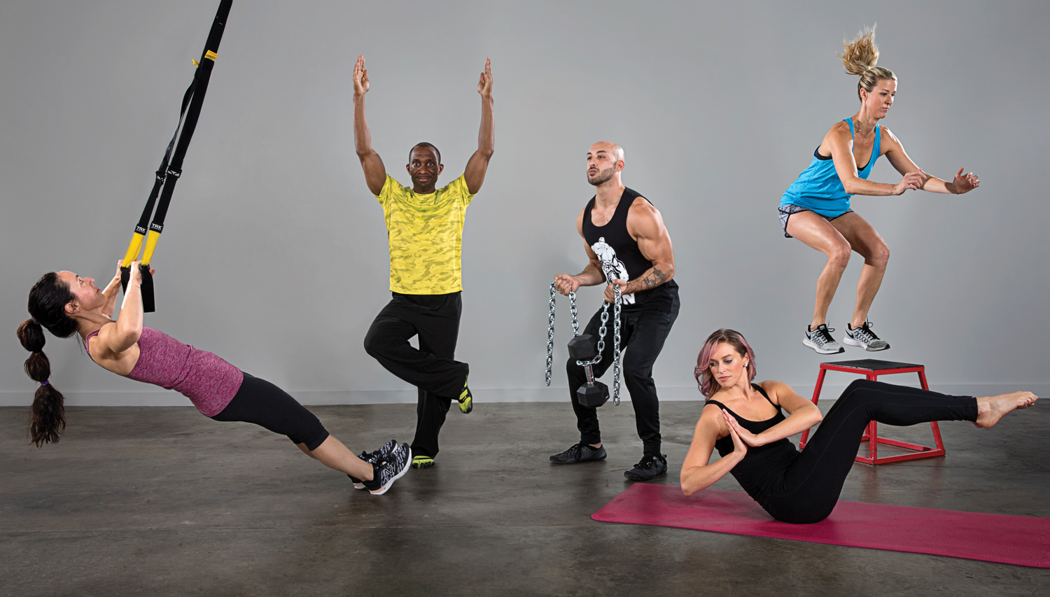 Atlanta fitness pros