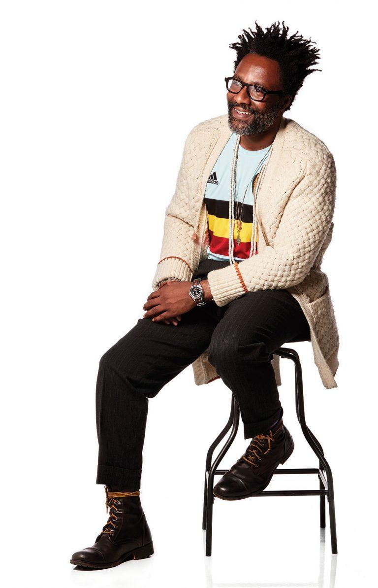 My Style: Nene Kisseih, store director at Billy Reid